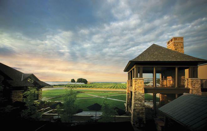 Trius Winery at Hillebrand features fine dining with a concentration on local ingredients. Indoor and outdoor patio seating is available depending on the season.