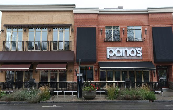 Pano's is at 1081 Elmwood Ave. in Buffalo. (Sharon Cantillon/Buffalo News)