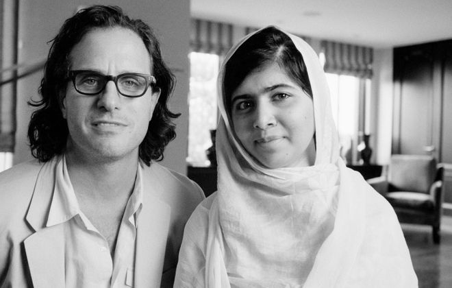 "Davis Guggenheim and Malala Yousafzai sat down and talked for several hours. ""He Named Me Malala"" is the outcome of their conversation."