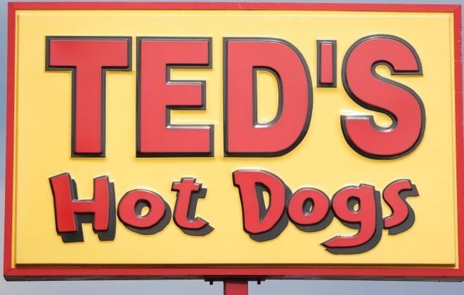 Ted's Hot Dogs' downtown location will be cutting-edge in its technology. (Sharon Cantillon/Buffalo News)