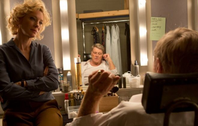 """Cate Blanchett and Robert Redford star in """"Truth."""""""