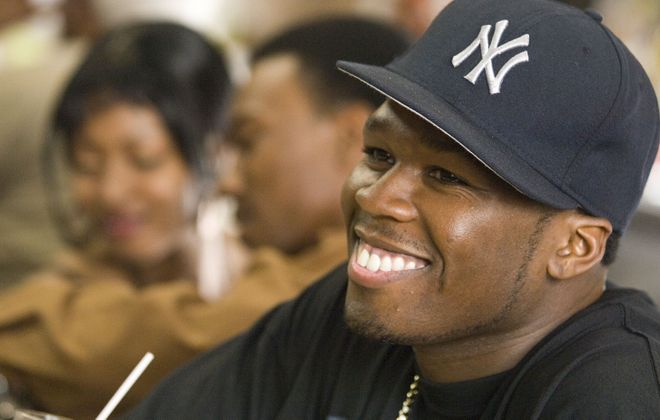 50 Cent will make an appearance in Orchard Park on Oct. 24.