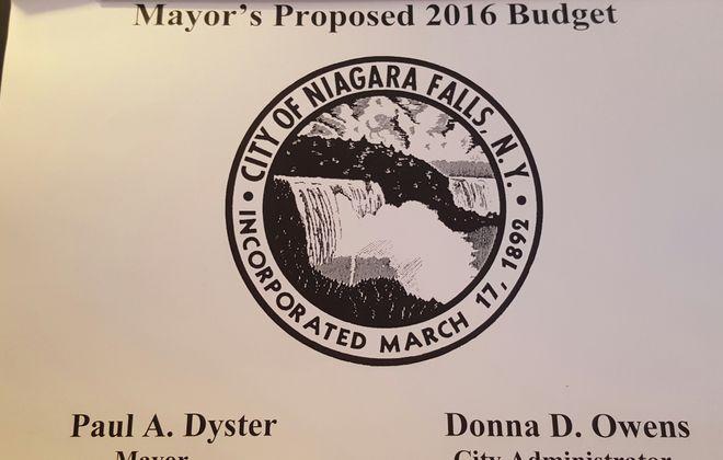 Niagara Falls lawmakers set review, amendment schedule for city budget