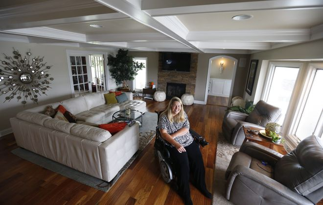 Home renovation for disability puts WNY in national spotlight