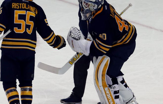Robin Lehner has first-hand experience with the October high ankle sprain.