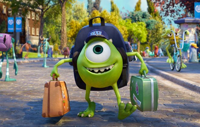 """""""Monsters University"""" is a film the entire family can enjoy. It will be shown at the Grand Island Library."""