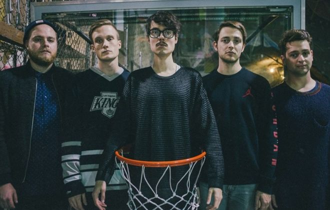 Rochester band Joywave performs Friday in Waiting Room.