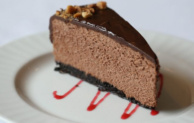 Tempo Restaurant's Torta Gianduja makes Andrew Galarneau's top 13 desserts. (Sharon Cantillon/Buffalo News file photo)