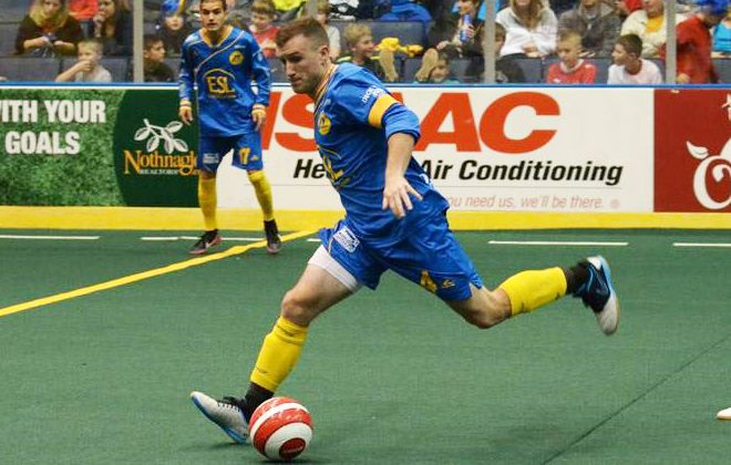 Former Rochester Lancers attacker Gary Boughton has found a new home in the MASL. (via Rochester Lancers)