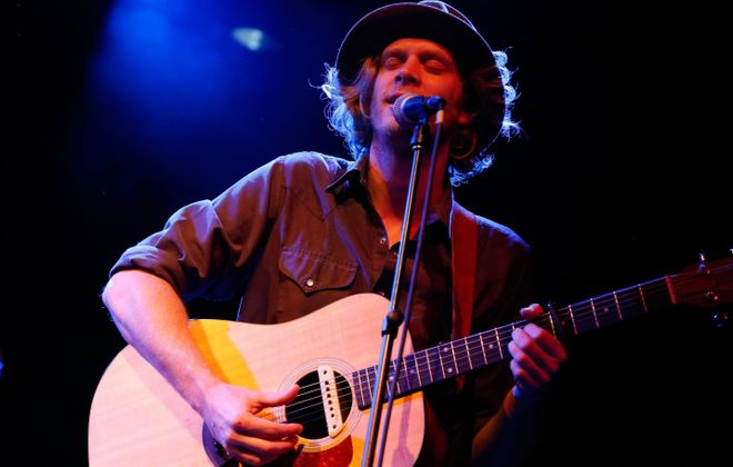 Matt Thiessen and his band, Relient K, pop into Buffalo for a Nov. 29 show. (Getty Images)