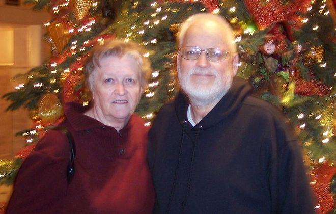 Rebecca and Raymond Cagwin