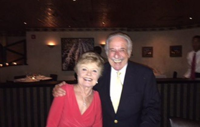Sharon and Martin Plaut