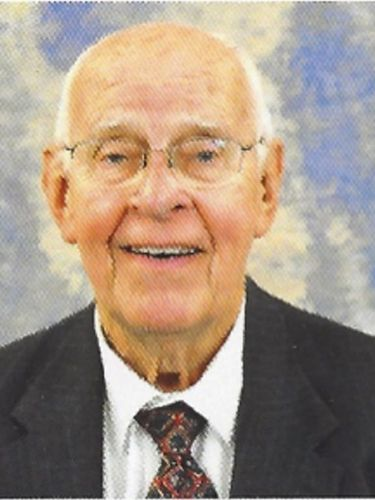 Chester L. Seymour, Orchard Park 'Citizen of Year' in 2005, life insurance agent