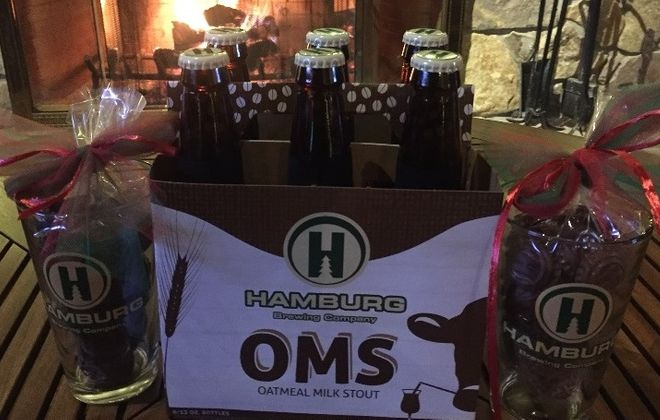 OMS from Hamburg Brewing. (Kevin Wise/Special to The News)