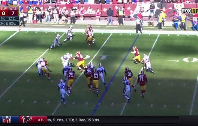Video highlights & postgame press conferences from Bills' 35-25 loss at Washington