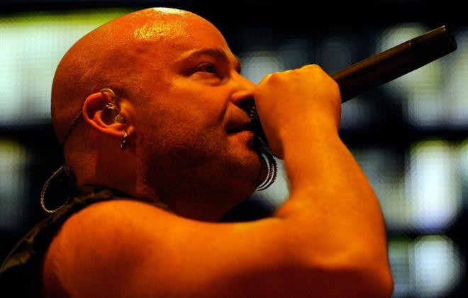 Disturbed sold out its Niagara Falls show. (Getty Images)
