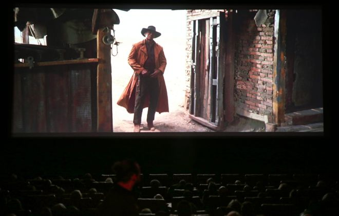 """Once Upon a Time in the West"" was shown earlier in March as part of Buffalo Film Seminars. (Sharon Cantillon/Buffalo News)"