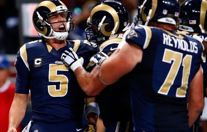 """Quarterback Nick Foles and the Rams will find themselves in the TV spotlight on HBO's """"Hard Knocks"""" this summer as they prepare for the franchise's first season back in Los Angeles."""