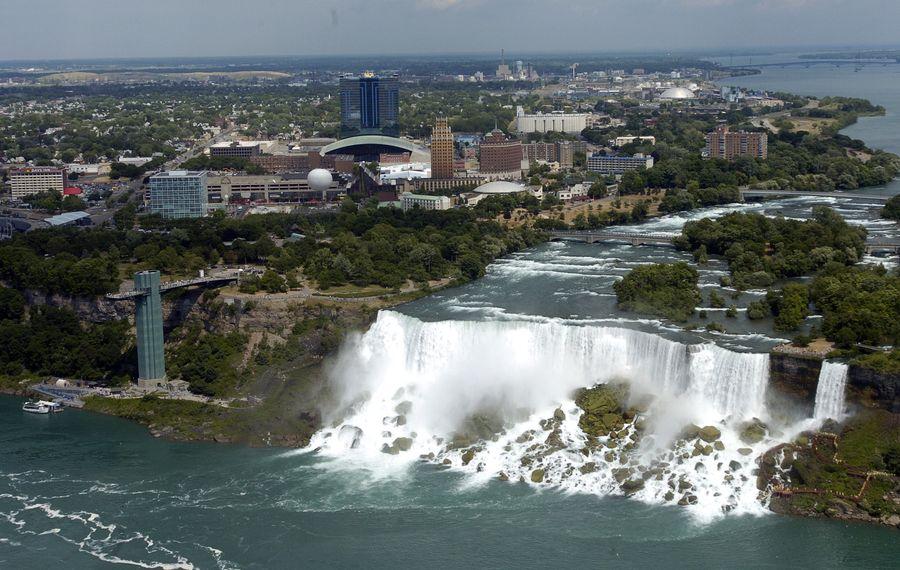 Niagara Falls Naturally Could Be Marketing Phrase For U S