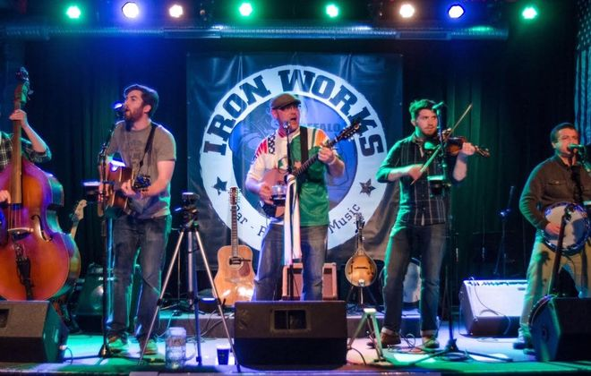 South Buffalo's Crikwater will play Doc Sullivan's on March 17.