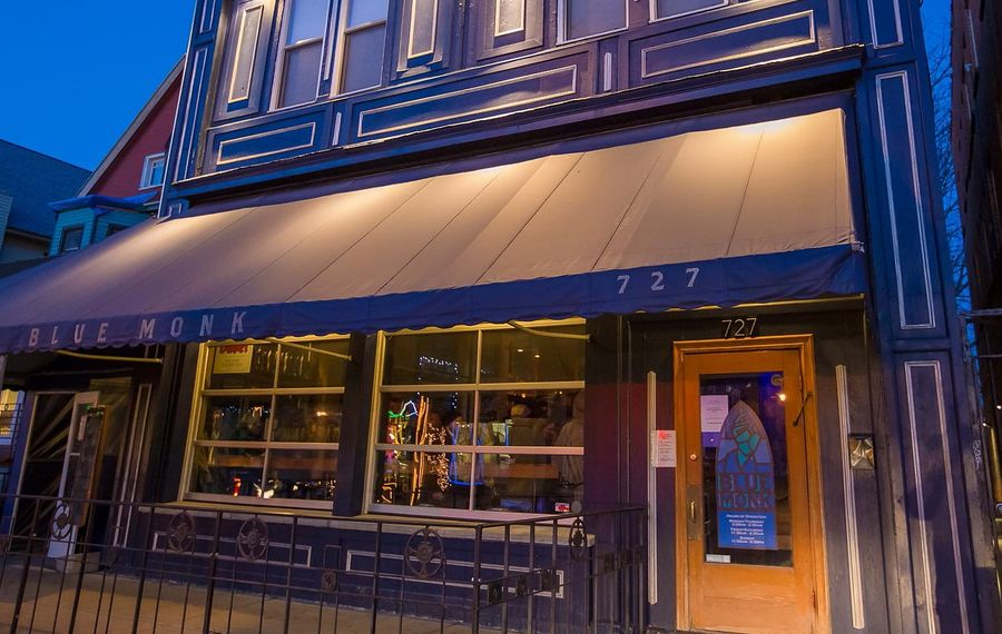 Blue Monk's final day of business will be April 16. (Don Nieman/Special to The News)
