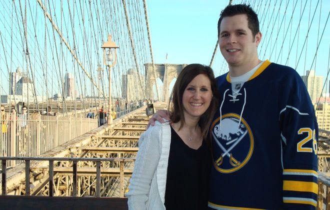 Expats to Repats: How Mike Sweeney successfully turned his wife into a Buffalonian