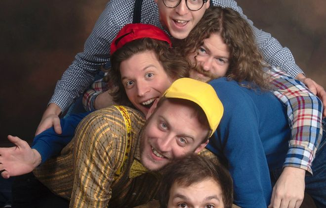 Deer Tick will play Tralf Music Hall on March 19.