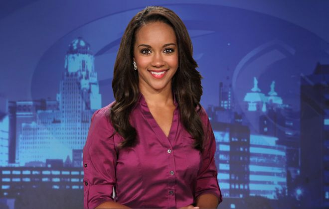 Channel 7's Desiree Wiley is drawing interest from bigger markets.