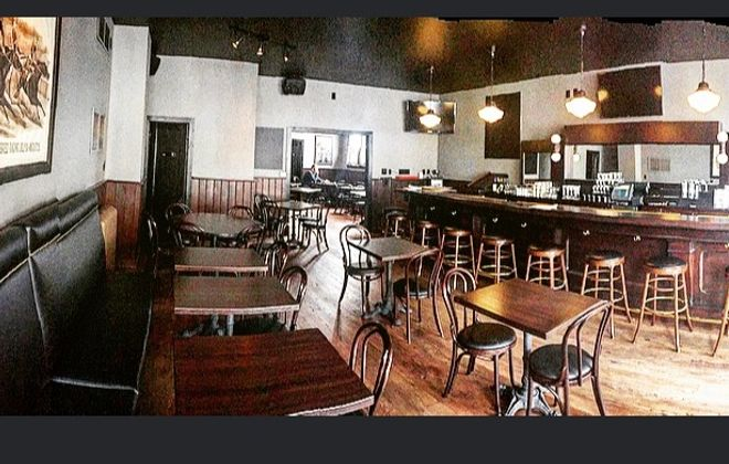 A glance inside the new Nye Park Tavern, which replaces the old Papa Jake's. (via Nye Park Tavern)