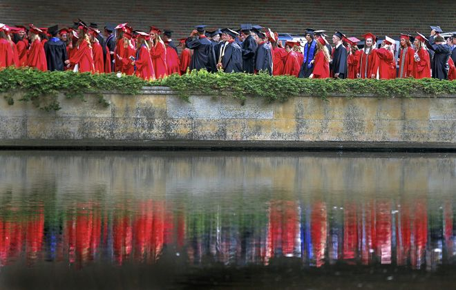 A recent study confirms what colleges have been reporting: New York high schools are graduating students who are unprepared.  (Robert Kirkham/News file photo)
