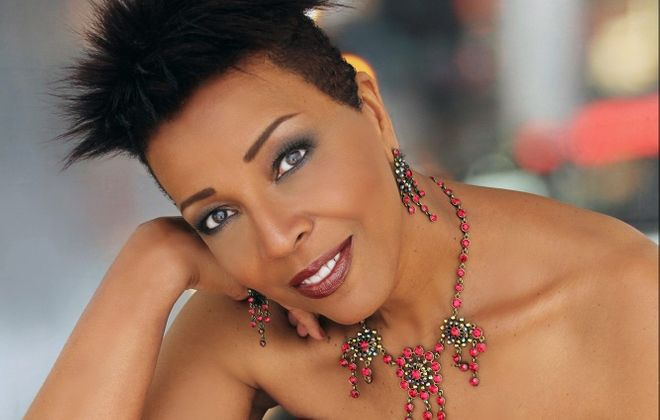 Dee Daniels performed Saturday with the BPO.