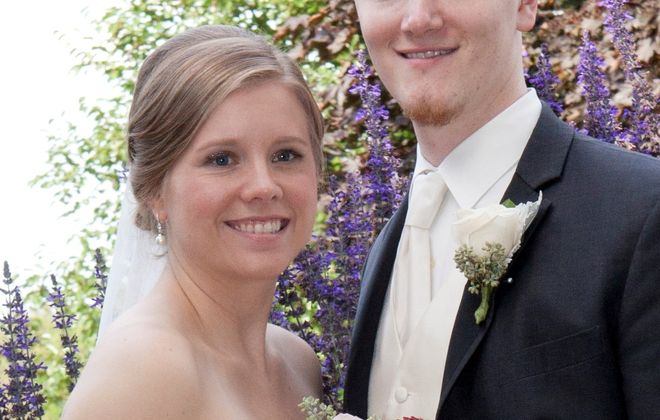 Tracy L. Herrmann and Michael S. Edwards marry