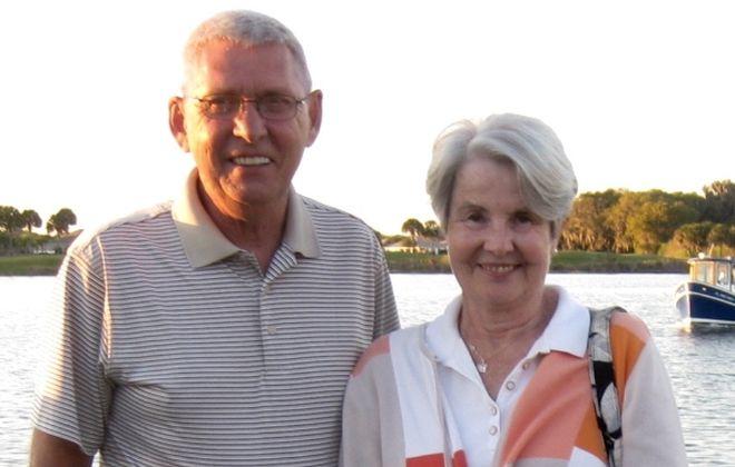 Robert and Colleen Hammond
