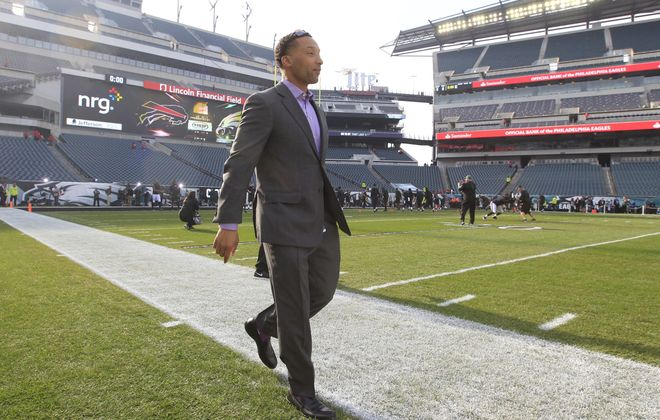 Doug Whaley has been told his job is safe, but what he decides to do long-term at quarterback could determine his long-term fate.