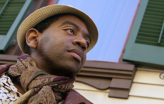 Yosvany Terry will perform at Albright-Knox Art Gallery on Sunday.