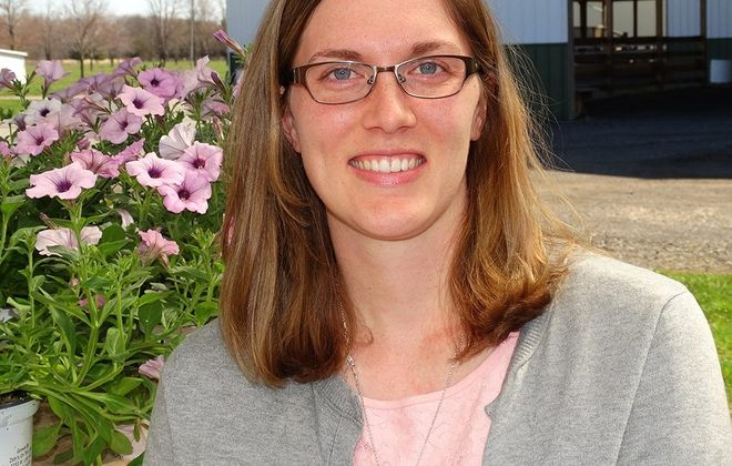 Amanda Henning is looking for local farmers to participate