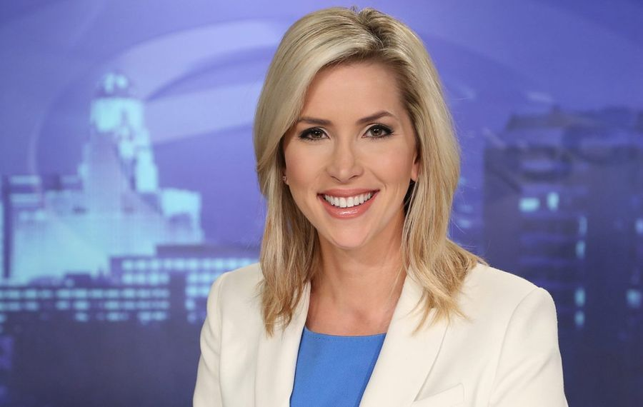 Channel 7's Ashley Rowe. (Channel 7 photo)