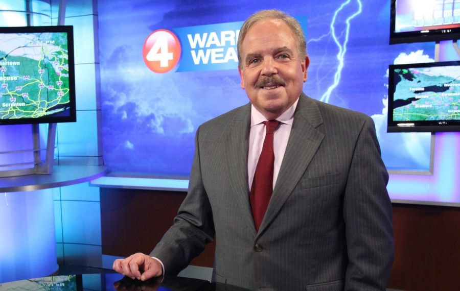 Meteorologist Don Paul will return again to WIVB in July. (Sharon Cantillon/News file photo)