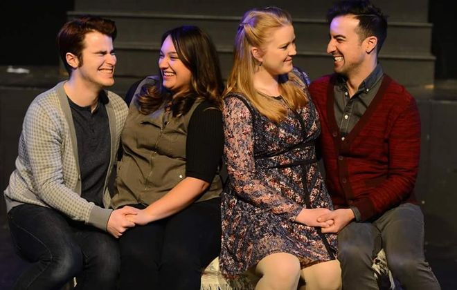 """O'Connell and Company presents a magical """"Ordinary Days."""""""