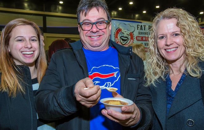 Buffalo SoupFest is just one of the reasons to be pumped about this weekend. (Don Nieman/Special to The News)