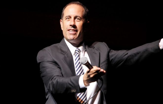 Jerry Seinfeld returns to Shea's Performing Arts Center for two sold-out shows.