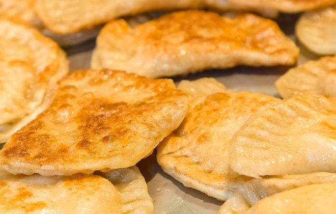 Pierogi is just one of the Polish foods to enjoy on Dyngus Day. (Don Nieman/Special to The News)