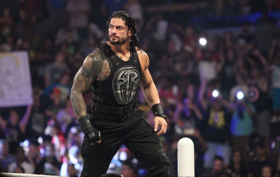 Roman Reigns  is among the WWE talents scheduled for Friday Night Smackdown (Photo courtesy WWE)