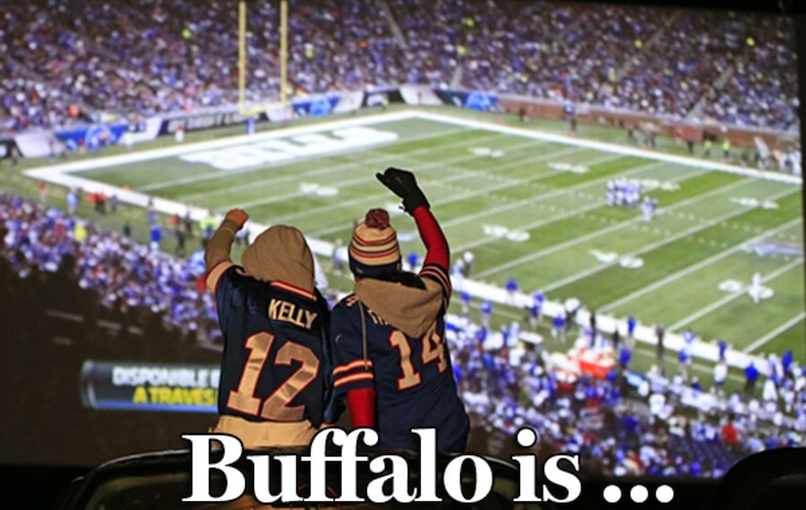 Pinterest contest: What does Buffalo mean to you?