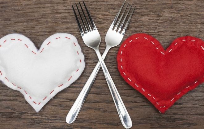 Where should you book your reservation on Valentine's Day? We have some options.
