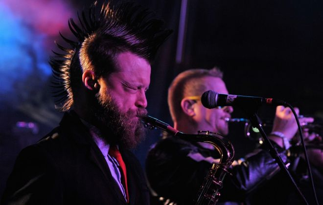 Reel Big Fish will perform Feb. 6 in the Town Ballroom. (Getty Images)