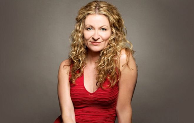 Sarah Colonna performs Feb. 11-14 at Helium Comedy Club.