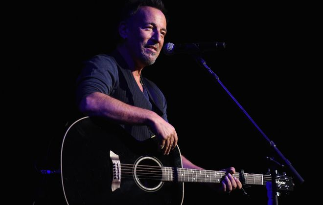 "Bruce Springsteen will perform ""The River"" in its entirety at First Niagara Center. (Getty Images)"