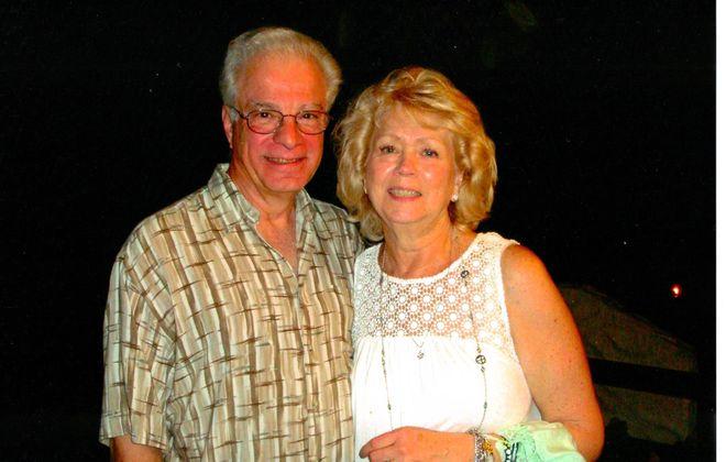 Victor and Sharon Shakarjian