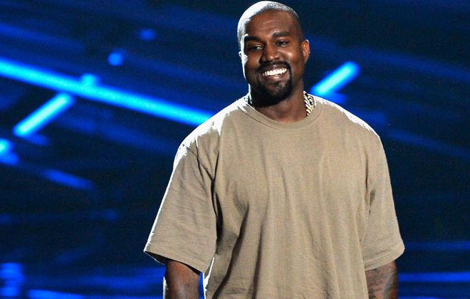 """Kanye West comes across as a """"self-obsessed jerk"""" in """"Pablo,"""" Jeff Miers writes. (Getty Images)"""